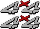 4x4 Decals