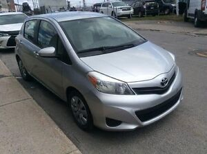 2012 Toyota Yaris LE AIR BLUETOOTH CRUISE 90 DAYS WITHOUT PAYMEN