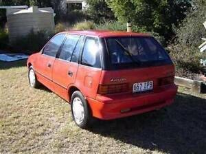Wrecking Holden MF MH BARINA 1989 - 1999 CALL US FOR SPARE PARTS Sunshine Brimbank Area Preview