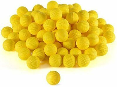 Ray Squad Compatible with/Replacement for 300 Yellow Foam Bullet Balls,Nerf...