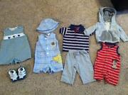 Baby Boy Shoes Lot