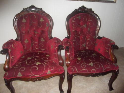 Red Living Room Furniture EBay