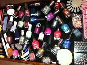 Huge Nail Polish Lot