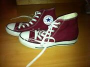 Chucks Bordeaux