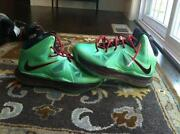 Lebron 10 Cutting Jade