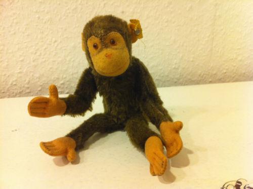 Antike Steiff Affen Gunstig Kaufen Ebay