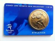 2000 Olympic Gold Coins
