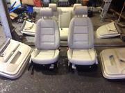 Audi A4 Leather Seats