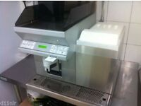 Reconditioned B&W Thermoplan Commercial Bean to Cup Coffee Machine CT1 MF5