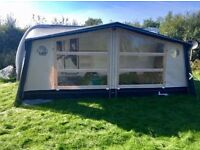 Isabella Opus Awning 900cm Carbon X Poles Limited Edition 50th Anniversary