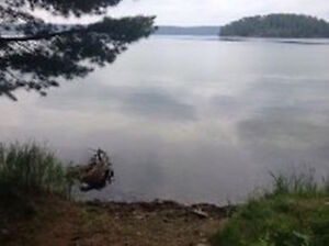McCallum Rd 80 acres with Municipal boat access to Big Basswood
