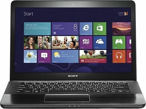 Best Selling Sony Vaio Laptops