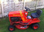 Used Ride on Mowers Westwood