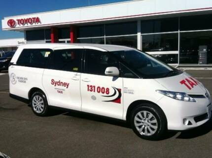 Looking to buy Wheelchair accessible Taxi Vehicle, Maxi Taxi Mascot Rockdale Area Preview