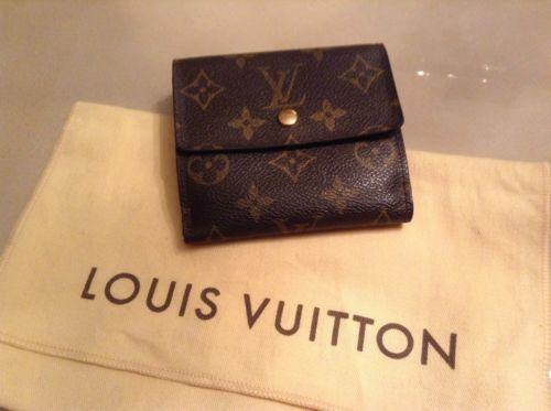 Louis Vuitton Elise Wallet  704551c693e84