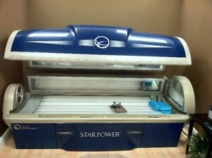 Tanning Bed Starpower 52 4f  MUST GO!!  MAKE AN OFFER