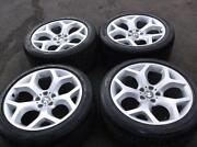 5 Spoke Alloy Wheels