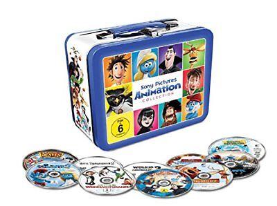 Halloween Kid Film (Animation 10 Filme Collection - Exklusiv Kids Lunchbox mit 10 DVDs Filmhits)