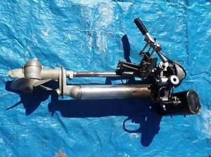 BRITISH SEAGULL OUTBOARD MOTOR Shearwater Latrobe Area Preview