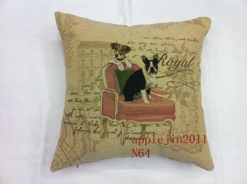 Decorative Pillows Dog : Decorative Dog Pillows eBay