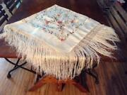 Antique Piano Shawl
