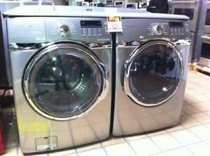 APARTMENT SIZE WASHER DRYER FRONT LOAD WINTER 15% OFF SALE UNTIL JAN 20