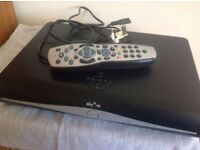 SKY HD box and remote wifi enabled