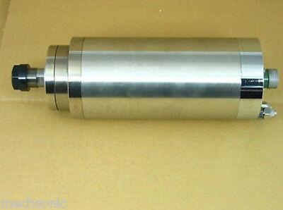Water Cooled Spindle Motor 3kw 4hp 380v Grindermilling Usg