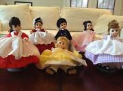 Madame Alexander Dolls Little Women