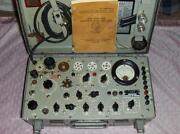 Military Tube Tester