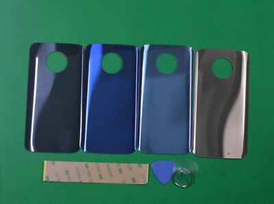 Für Motorola Moto X4 XT1900 Glass Rear Panel Battery Back Door Cover