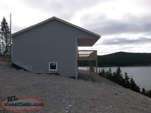 Oceanfront cottage/house on the Southern Shore Newfoundland!