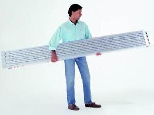 DEMO 8'-13' Plank Little Giant Adjustable Ladder Planks