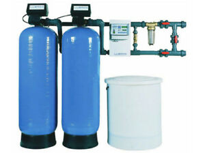 Water softener installation Brampton, Mississauga
