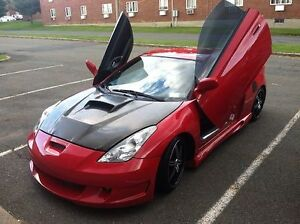 2002 Toyota Celica GT Coupe (2 door) Safetied and Etested