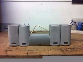 GALE HT205. I-SAT SPEAKERS