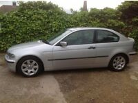 2003 BMW 318 2.0 Ti SE COMPACT SILVER