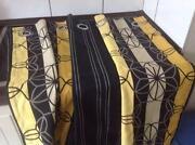 Vorhang mit Ösen