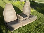 Ford Bronco Seats
