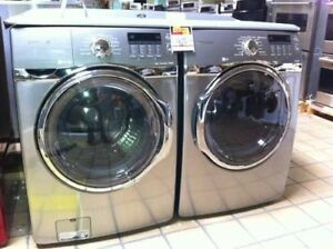 FRONT LOAD WASHER DRYER STACKABLE APARTMENT SIZE
