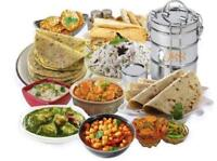 Indian Tiffin Service (Fresh cooked and delivered)
