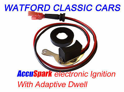 Vauxhall Victor F,FB,FC AccuSpark Electronic ignition for Delco 4 cyl