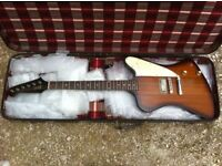 Wanted - Old Gibson Firebird with reverse body