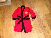 Manchester United Dressing Gown
