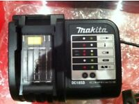 Makita DC18SD LXT 18 volt Battery Charger 18v Li-ion 240v sale 2017 Limited Black