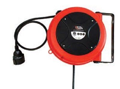 Enrollador eléctrico automático 1000/2000W (8+1m) METALWORKS HAE31508