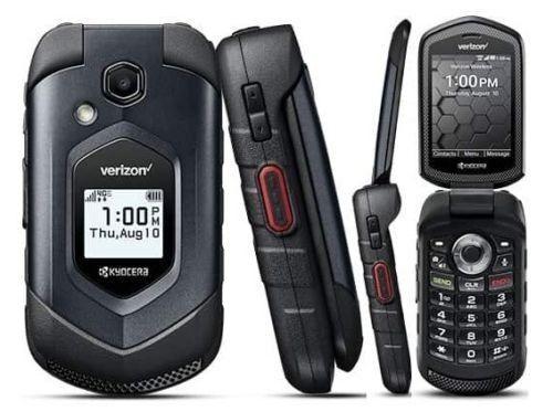 New in Box Kyocera DuraXV LTE E4610PTT 16GB Black 4G LTE Ver