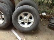 Toyota 4x4 Rims