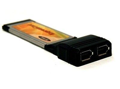 Bytecc BT-ECFW 2 Ports Firewire 400/1394A Express Card