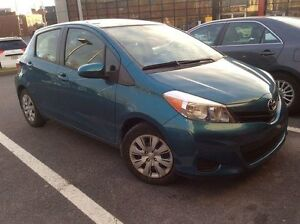2013 Toyota Yaris LE AIR BLUETTOOTH 90 DAYS WITHOUT PAYMENTS